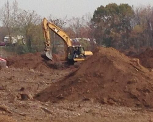 Remediation of Petroleum Contaminated Soil (Industrial Facility)